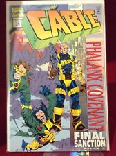Cable #16 1994 Marvel Comics Phallanx Foil Cover