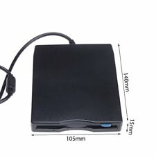 "3.5"" External Floppy Disk Drive USB 2.0 Portable 1.44Mb Reader FDD PC Laptop VS"
