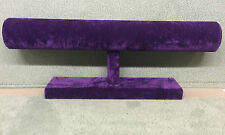 Single Bangle/Bracelet Jewellery Stand (Spring Purple)  extra long