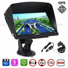 XGODY 715F 7-Inches Car GPS Navigation System