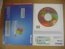 MICROSOFT WINDOWS XP PROFESSIONAL w/SP3 FULL OPERATING SYSTEM MS WIN PRO =NEW=