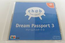 Sega Dreamcast Dream Passport 3 JP GAME Japan #765