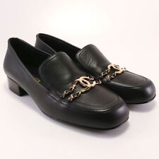 0d5210bf06b CHANEL Leather Loafers Flats   Oxfords for Women for sale