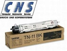Brother TN11 - Schwarz - Original HL-4000CN TN11BK Schwarz Toner