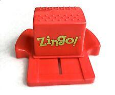 Zingo Game Bingo Game Replacement Tile Holder Dispenser Red