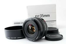 Canon 35mm f/2 Wide Angle EF Mount Lens [excellent++] from Japan