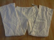 Women's DKNYC Sz 6 NWT DKNY Pants White