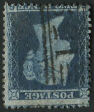 SG23wi Spec F2C 2d Blue GG watermark inverted, fine used