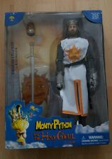 """Sideshow Re Artù 12"""" Figura Monty Python & IL SANTO GRAAL RARO NON HOT TOYS"""