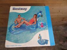 Bestway Air Luft Pauw Peacock Pfau Opblaasfiguur Swimming pool