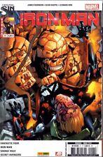 Iron Man (4e série) N°21 - La Chute des Fantastiques   marvel