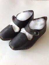 Antique Baby Clogs