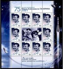 75. Geburtstag von Jurij Gagarin. KB. Rußland 2009