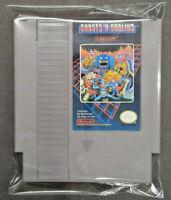 Ghosts 'N Goblins (NES, Capcom, 1986) Game Cartridge Genuine Tested