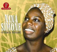 Nina Simone - 60 Essential Recordings (NEW 3CD)