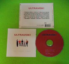 CD ULTRAVOX The Island Years 1999 Europe SPECTRUM 554 898-2 no lp mc dvd (CS41)