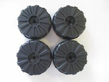 Lego Wheel Lot 4 pc 54mm D. x 30mm Large Hard Plastic -2515- from 6991 6895 6933