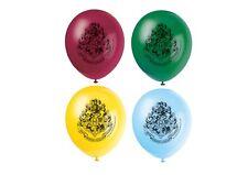 "8 HARRY POTTER THEME Boys Girls Birthday Party Decoration  12"" Latex BALLOONS"