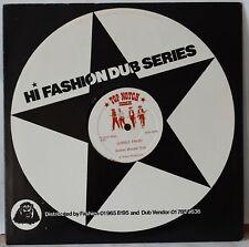 """Carlton Lewis Sweet Soul Rocking / Jungle Fresh /Golden Wonder Dub, 10"""" TOP 002"""