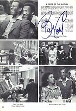 Bill Cosby signed Magazine Page - Vintage - The Cosby Show