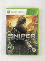 Sniper: Ghost Warrior - Xbox 360 Game - Complete & Tested
