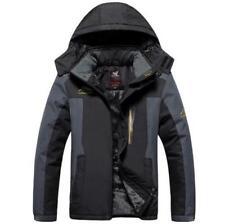 Men Winter Jacket Fur Linen Outwear coat Waterproof Fashion Thick Chic coat Ch8