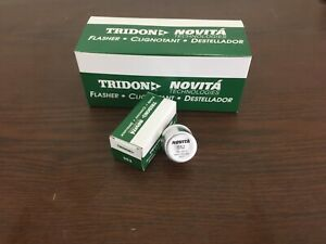 Hazard Warning Flasher Tridon # 552 BOX OF (10)  H D Turn signal flasher #552