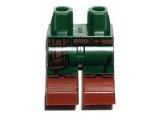 LEGO Dark Green Hips Legs with Reddish Brown Belt Pouch Rogue Minifigure 71013