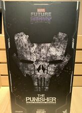 Hot Toys Punisher War Machine Armor VGM33 D28 Future Fight MIB 1/6th scale