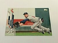 2020 Topps Series 2 Baseball Base Card - Adam Duvall - Atlanta Braves