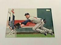 2020 Topps Series 2 Baseball Base Card - Adam Duvall - Atlanta Braves