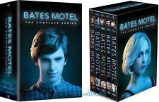 Bates Motel: The Complete Series Seasons 1-5 (DVD, 2017, 15-Disc Set) 1 2 3 4 5