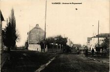 CPA  Viarmes -Avenue de Royaumont  (290407)
