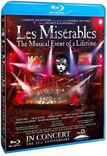 LES MISERABLES - 25th Anniversary Concert *NEW BLU-RAY*