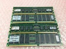 Kingston 2GB (4x512MB) DDR PC2100 ECC REG KVR266X72RC25/512 Server Memory