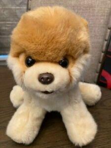 "Gund Boo The World's Cutest Dog Plush Stuffed Animal Toy 9"" Pomeranian"