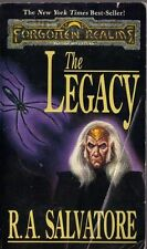 The Legacy by R A Salvatore Drizzt Forgotten Realms Dungeons and Dragons TSR