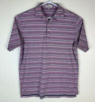 Peter Millar Golf Polo Shirt Size Men's Medium
