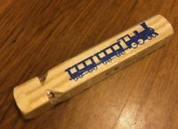 Wooden Train Whistle - Combine Postage with My Other Listings