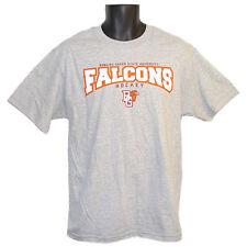 Bowling Green Falcons Hockey CI Sport Arch Gray T-Shirt - XLarge