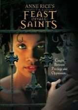 Anne Rice's The Feast Of All Saints (2019, DVD NEW)