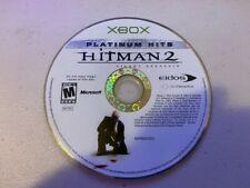 Hitman 2: Silent Assassin (Microsoft Xbox, 2002) - DISC ONLY - A1470