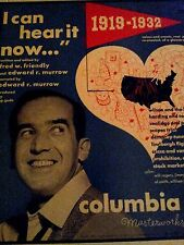 EDWARD R MURROW - I CAN HEAR IT NOW VOL.3 LP 1919-1932 COLUMBIA MASTERWORKS