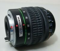 PENTAX Pentax DA 18-55mm f/3.5-5.6 AL Lens for Pentax K DSLR Camera *GOOD*