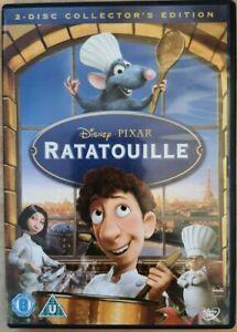 Disney Pixar Ratatouille DVD