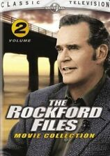 Rockford Files Movie Collection V 2 - DVD Region 1 Ship