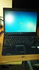 "HP Compaq 6910p 14.1"" Laptop  2.20GHz Core 2 Duo T7500 DVD-RW    2GB PC25300"