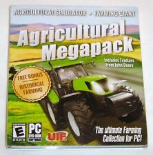 Agricultural Megapack Simulator (PC 2013) DISC ONLY NO CASE no ART UNUSED CONDIT