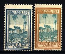 FRENCH GUIANA - GUYANA FRANCESE - 1929 - Segnatasse.