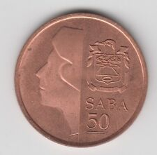 SABA 50 Cents 2011 copper plated steel instead of cu ni, trial strike
